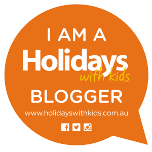 Mummy Blogger Logo [ORANGE]