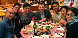 Dinner at Dai Pai Dong