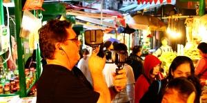 Kc and his fav Sony camera