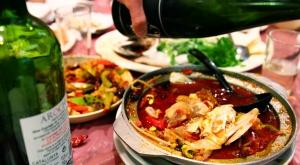 Food at the Dai Pai Dong