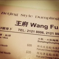 Wang Fu's