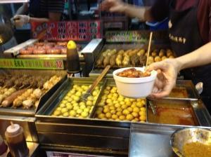 Fish balls anyone?