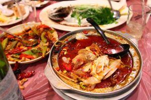Dai Pai Dong food