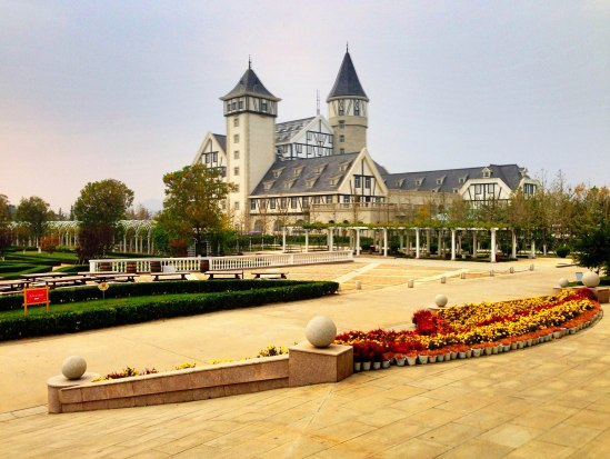 Changu Winery Yantai China