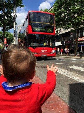 Big Red Bus London